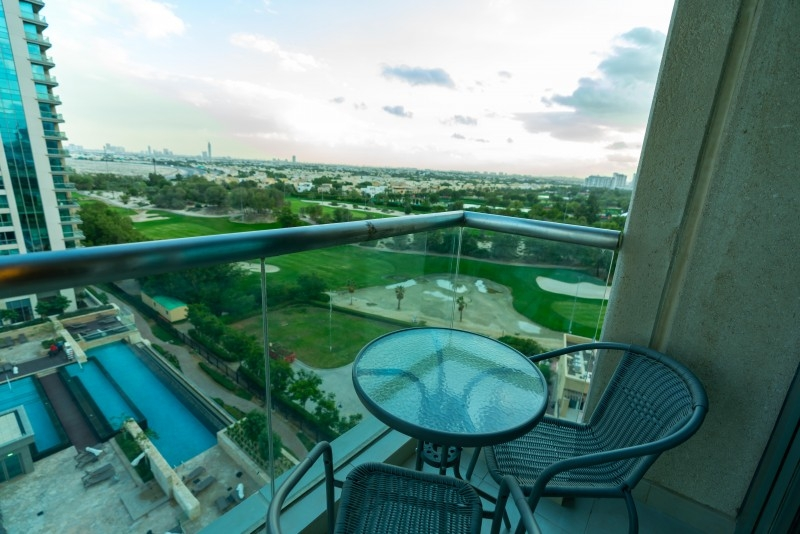 1 Bedroom Apartment For Rent in  The Fairways West,  The Views | 11
