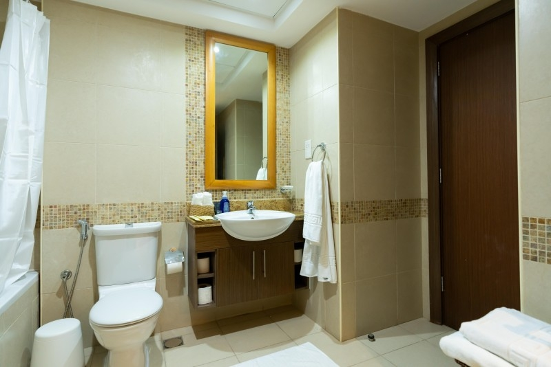 1 Bedroom Apartment For Rent in  The Fairways West,  The Views | 12