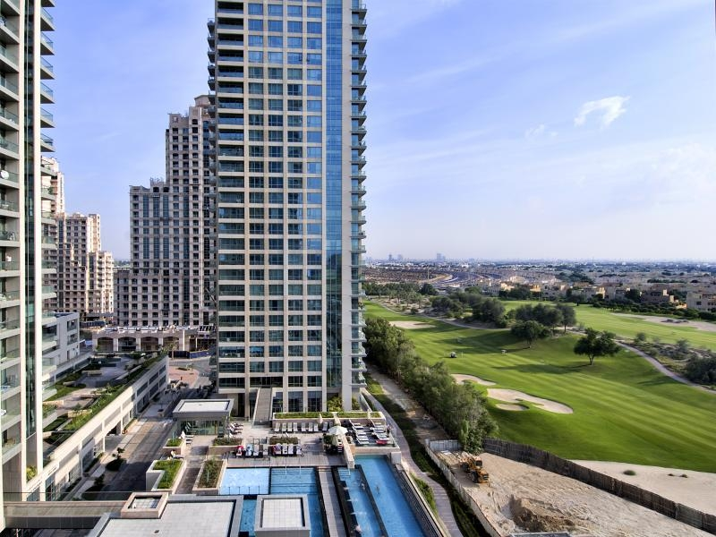 1 Bedroom Apartment For Rent in  The Fairways West,  The Views | 0