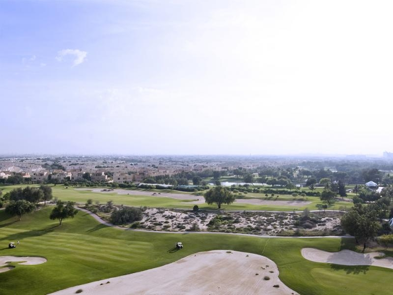1 Bedroom Apartment For Rent in  The Fairways West,  The Views | 6