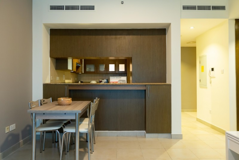 1 Bedroom Apartment For Rent in  The Fairways West,  The Views | 8
