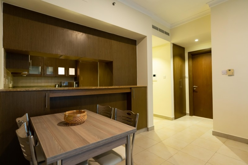 1 Bedroom Apartment For Rent in  The Fairways West,  The Views | 9
