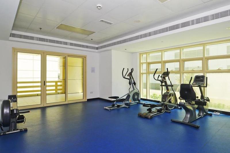 Studio Apartment For Rent in  The Royal Oceanic,  Dubai Marina | 10