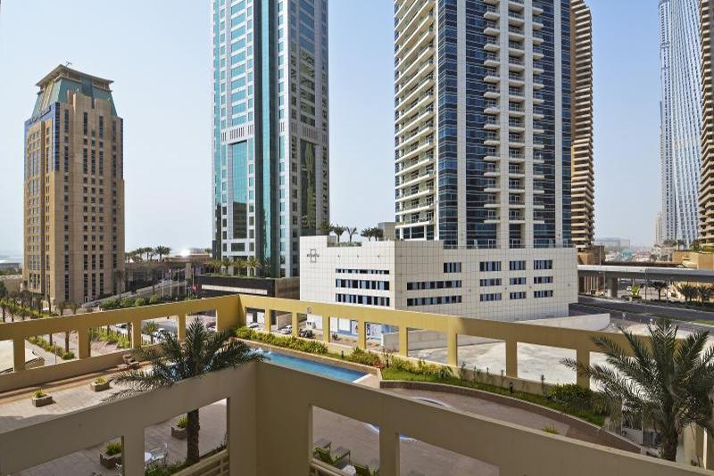 Studio Apartment For Rent in  The Royal Oceanic,  Dubai Marina | 8