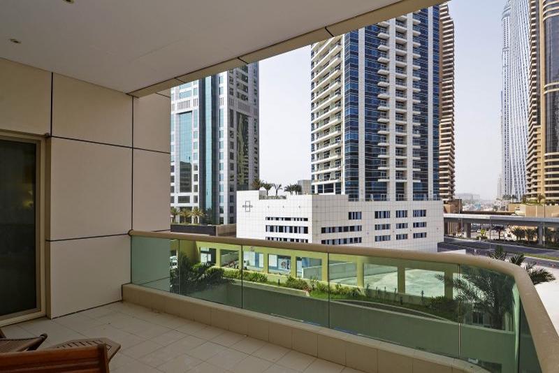 Studio Apartment For Rent in  The Royal Oceanic,  Dubai Marina | 3
