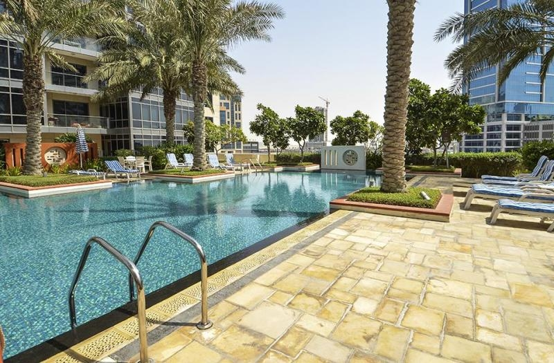 1 Bedroom Apartment For Rent in  South Ridge 3,  Downtown Dubai   15