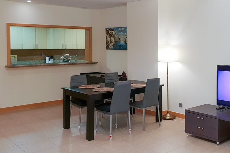 1 Bedroom Apartment For Rent in  Al Shahla,  Palm Jumeirah | 2
