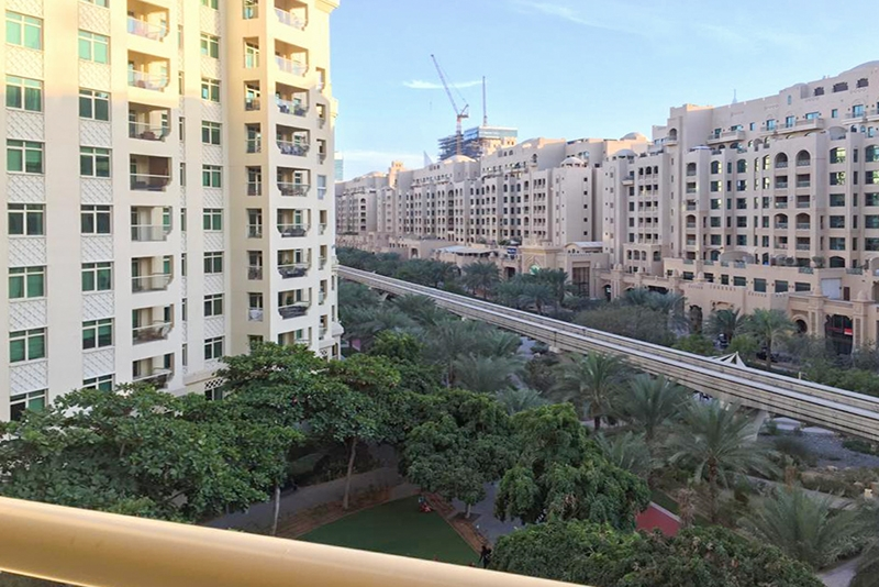 1 Bedroom Apartment For Rent in  Al Shahla,  Palm Jumeirah | 9