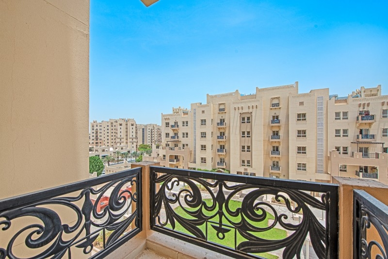1 Bedroom Apartment For Rent in  Al Thamam 59,  Remraam | 10