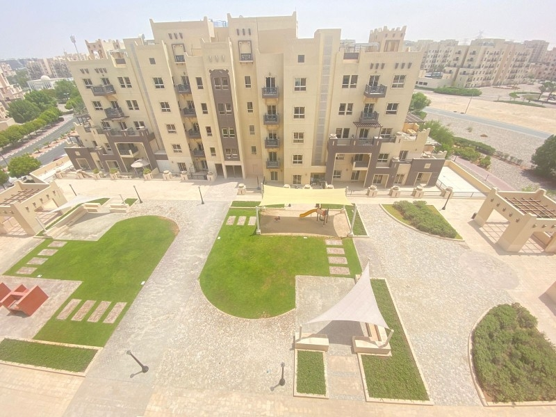 1 Bedroom Apartment For Rent in  Al Thamam 59,  Remraam | 5