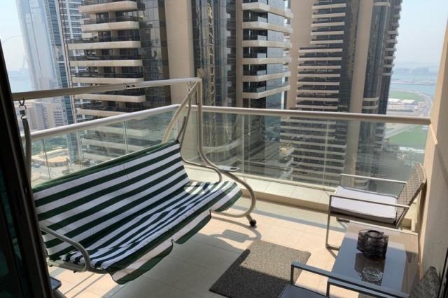 Iris Blue, Dubai Marina