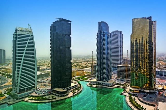 Lake City Tower, Jumeirah Lake Towers