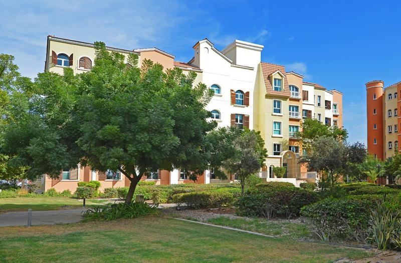 1 Bedroom Apartment For Rent in  Building 38 To Building 107,  Discovery Gardens   9