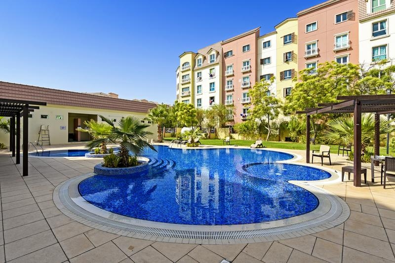 1 Bedroom Apartment For Rent in  Building 38 To Building 107,  Discovery Gardens   10