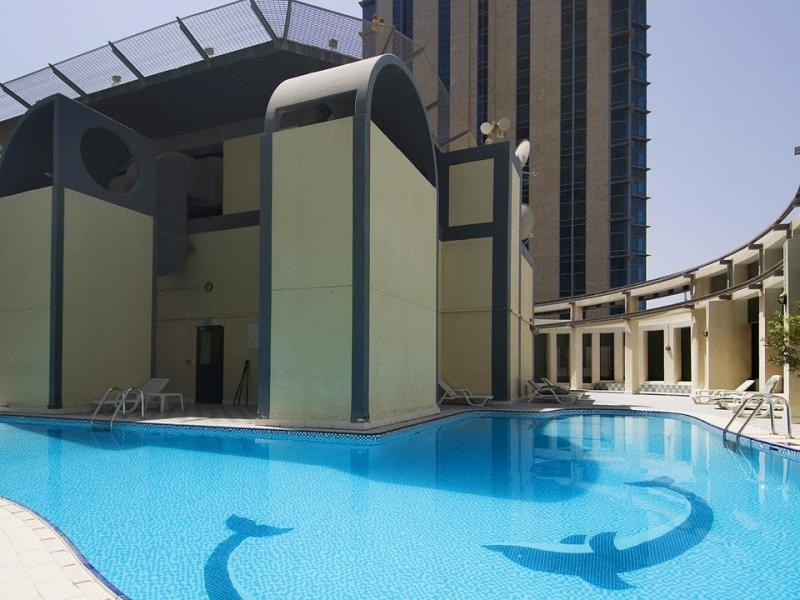1 Bedroom Apartment For Rent in  Al Meraikhi Tower,  Sheikh Zayed Road | 4