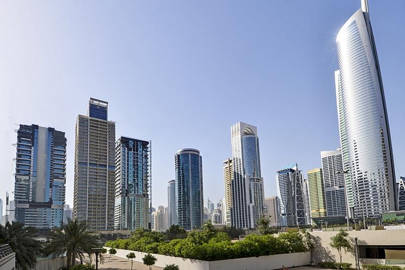 Studio Apartment For Rent in  Lake View Tower,  Jumeirah Lake Towers | 10