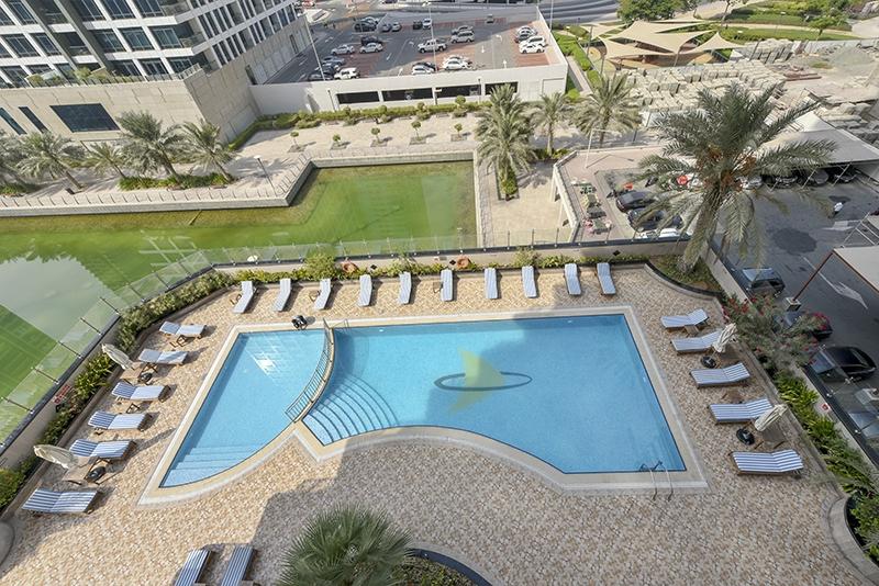 Studio Apartment For Rent in  Lake View Tower,  Jumeirah Lake Towers | 7