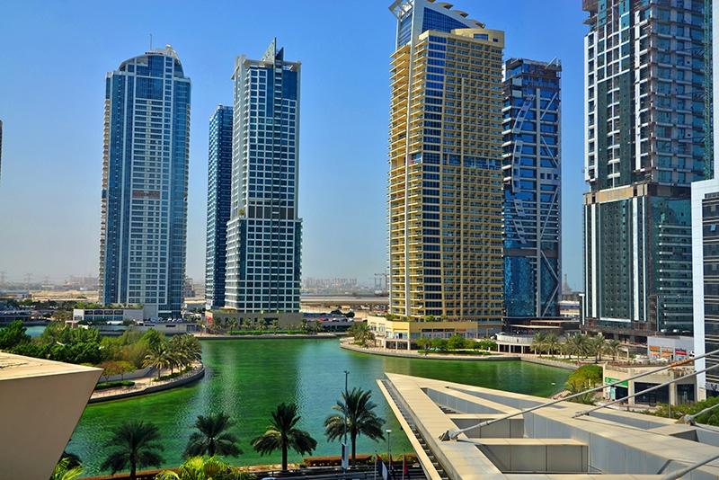 Studio Apartment For Rent in  Lake View Tower,  Jumeirah Lake Towers | 12