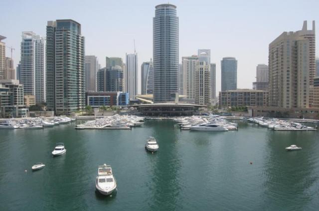 Aurora, Dubai Marina