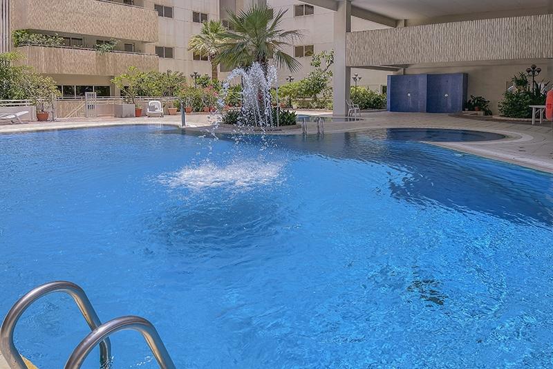 2 Bedroom Apartment For Rent in  Ajdan Residence,  Bur Dubai   12