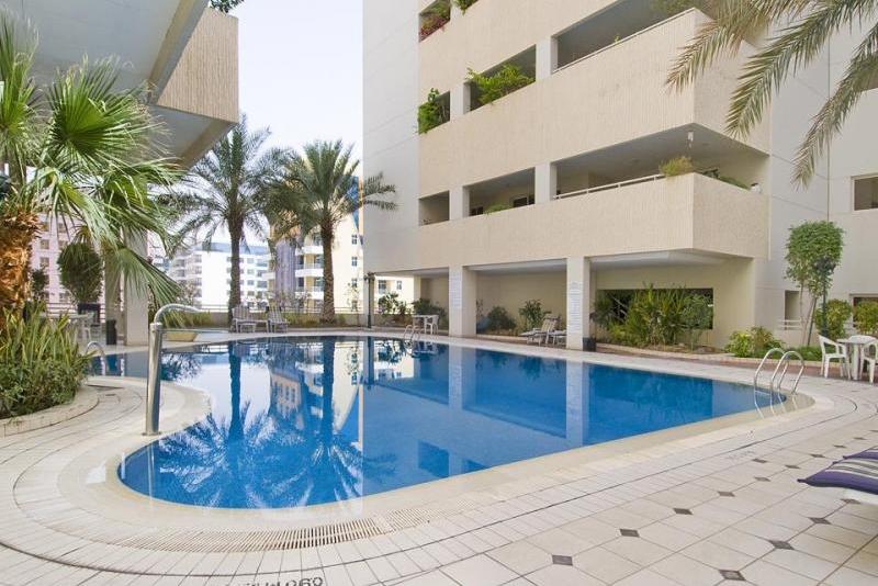2 Bedroom Apartment For Rent in  Ajdan Residence,  Bur Dubai   17