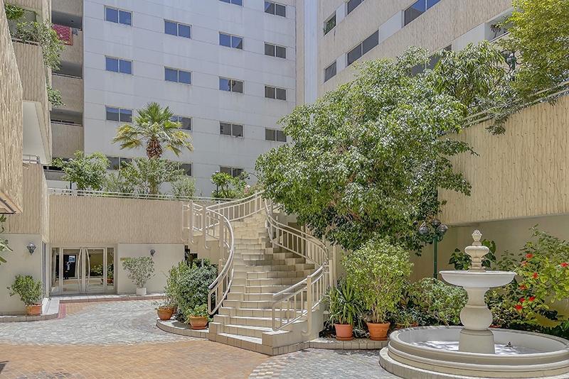 3 Bedroom Apartment For Rent in  Ajdan Residence,  Bur Dubai   17