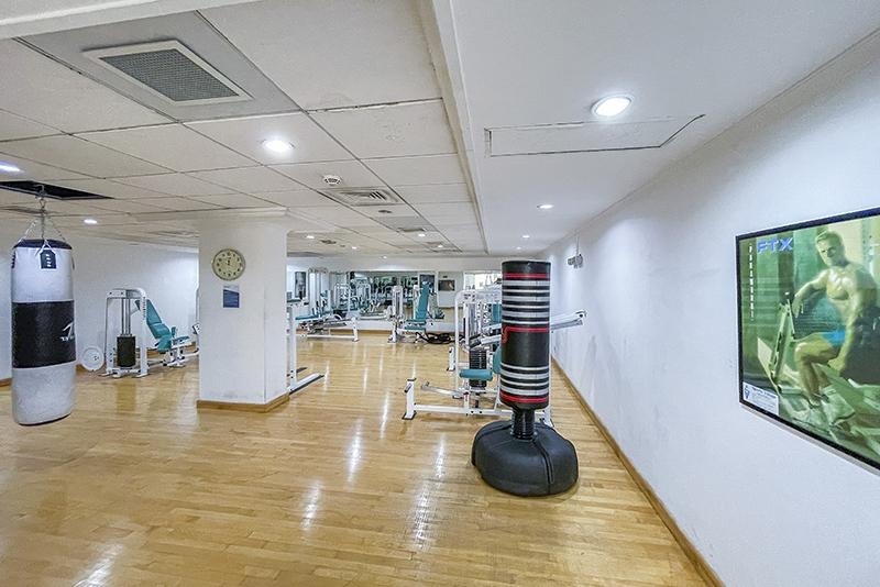 3 Bedroom Apartment For Rent in  Ajdan Residence,  Bur Dubai | 4