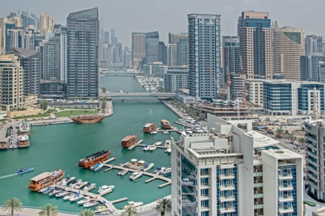 Dec 1, Dubai Marina
