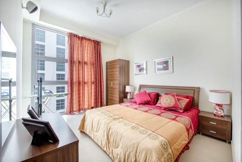 1 Bedroom Apartment For Rent in  Dec 1,  Dubai Marina | 4