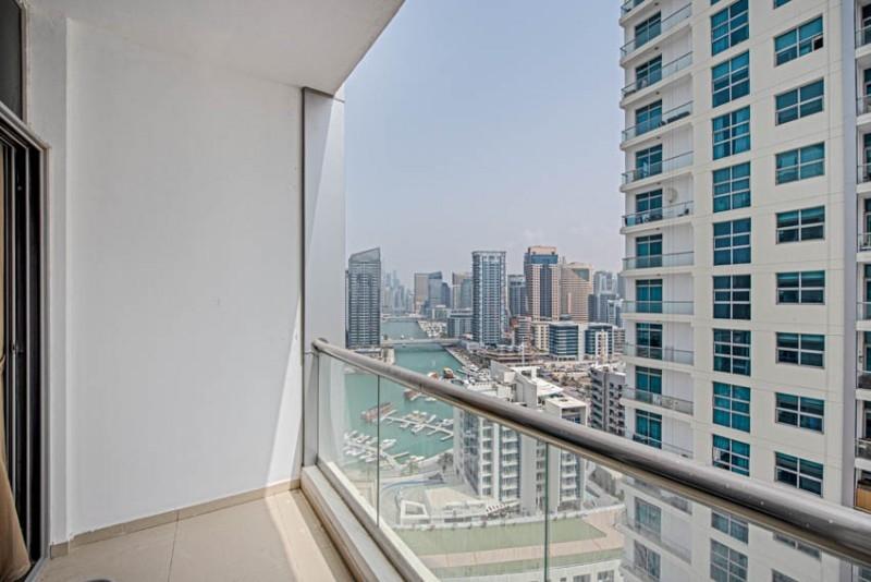 1 Bedroom Apartment For Rent in  Dec 1,  Dubai Marina | 7