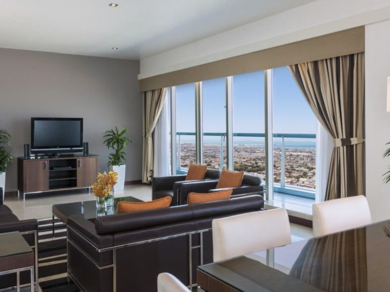 3 Bedroom Hotel Apartment For Rent in  Four Points Hotel by Sheraton,  Sheikh Zayed Road   0