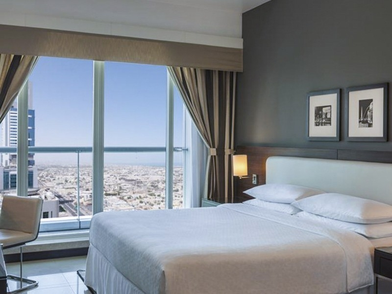 3 Bedroom Hotel Apartment For Rent in  Four Points Hotel by Sheraton,  Sheikh Zayed Road   3