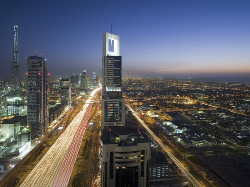 3 Bedroom Hotel Apartment For Rent in  Four Points Hotel by Sheraton,  Sheikh Zayed Road   8