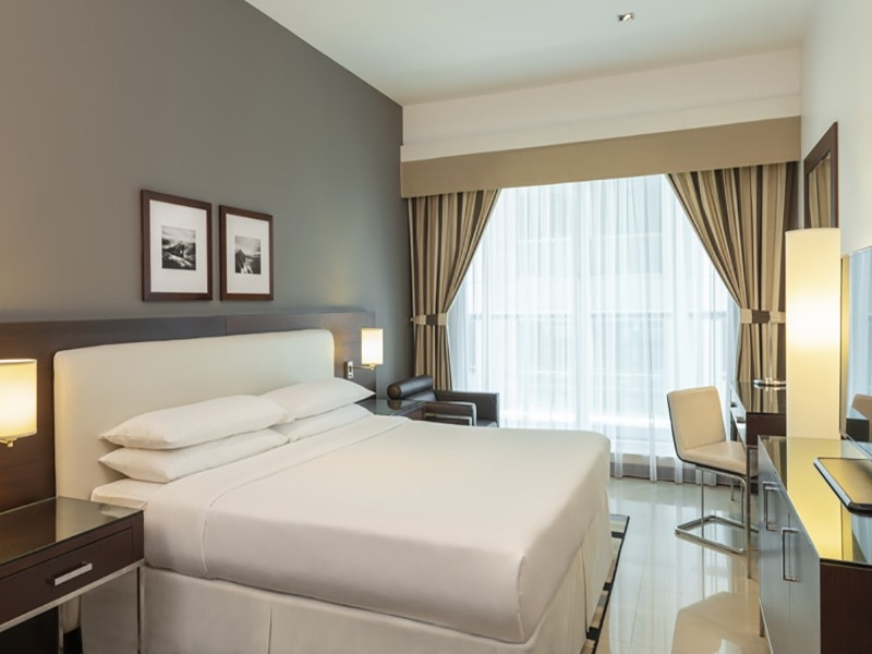 3 Bedroom Hotel Apartment For Rent in  Four Points Hotel by Sheraton,  Sheikh Zayed Road   5