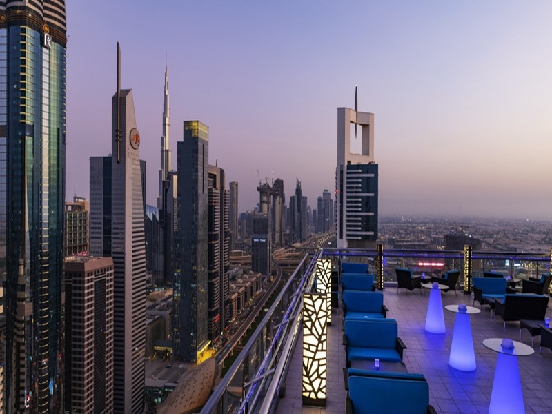 3 Bedroom Hotel Apartment For Rent in  Four Points Hotel by Sheraton,  Sheikh Zayed Road   1