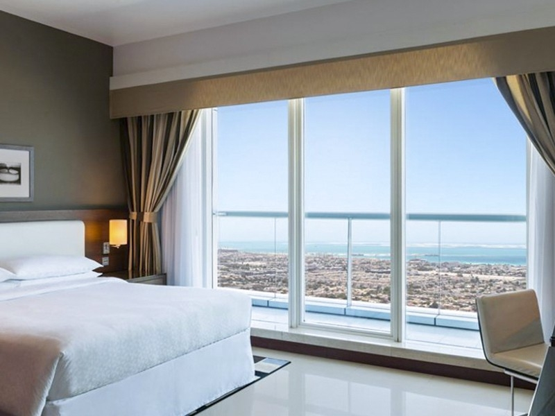 2 Bedroom Hotel Apartment For Rent in  Four Points Hotel by Sheraton,  Sheikh Zayed Road | 7