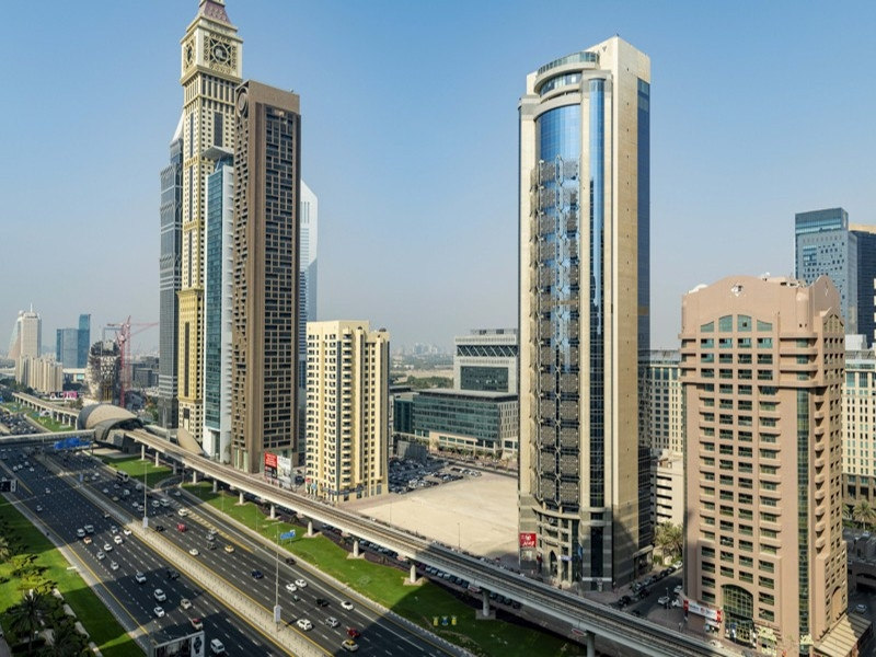 2 Bedroom Hotel Apartment For Rent in  Four Points Hotel by Sheraton,  Sheikh Zayed Road | 0