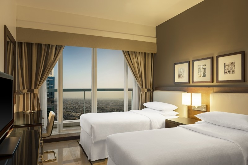 2 Bedroom Hotel Apartment For Rent in  Four Points Hotel by Sheraton,  Sheikh Zayed Road | 9