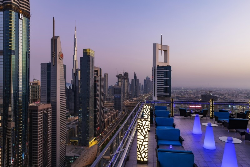 2 Bedroom Hotel Apartment For Rent in  Four Points Hotel by Sheraton,  Sheikh Zayed Road | 22
