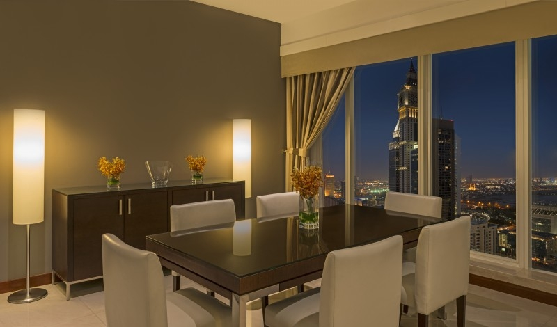 2 Bedroom Hotel Apartment For Rent in  Four Points Hotel by Sheraton,  Sheikh Zayed Road | 16