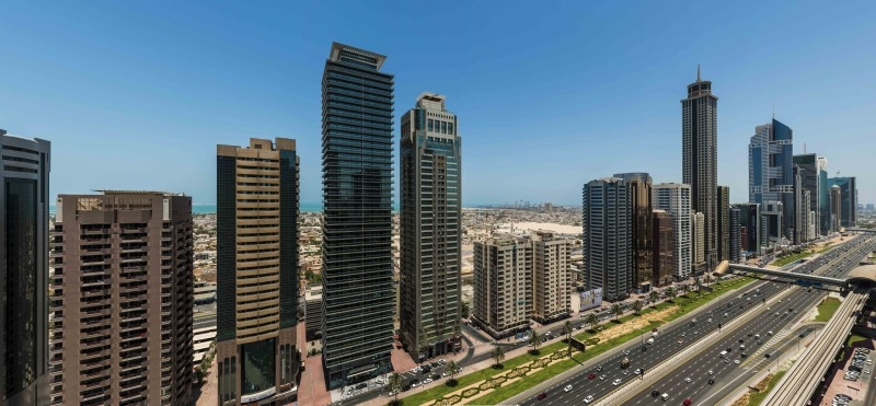 1 Bedroom Hotel Apartment For Rent in  Four Points Hotel by Sheraton,  Sheikh Zayed Road   21