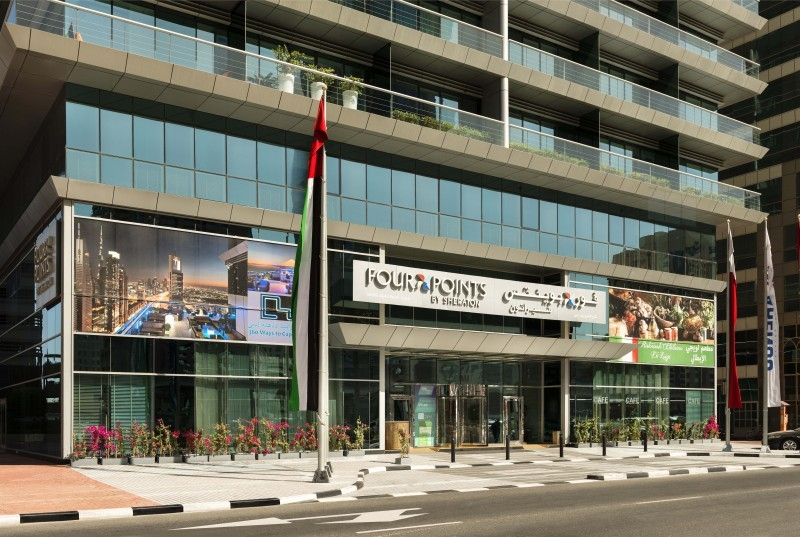 1 Bedroom Hotel Apartment For Rent in  Four Points Hotel by Sheraton,  Sheikh Zayed Road   7
