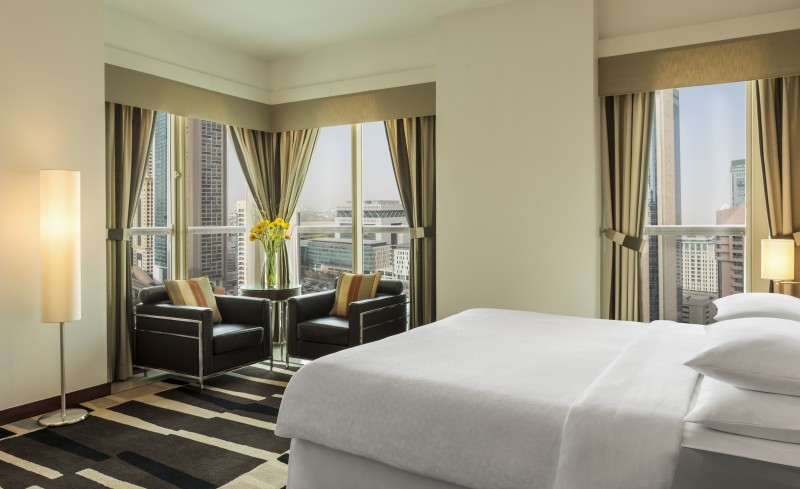 1 Bedroom Hotel Apartment For Rent in  Four Points Hotel by Sheraton,  Sheikh Zayed Road   1