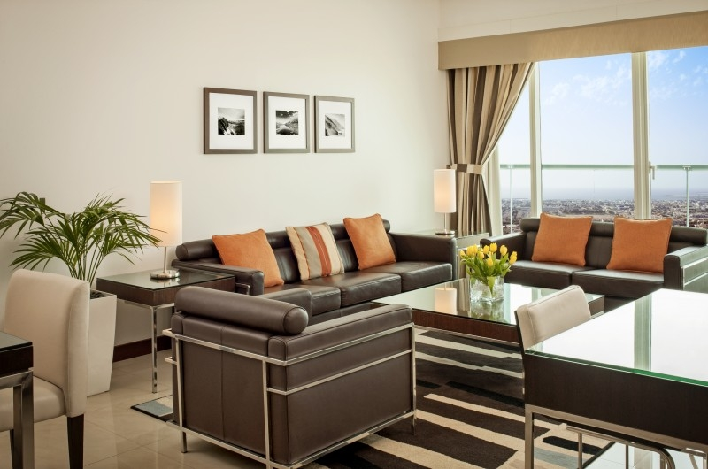 1 Bedroom Hotel Apartment For Rent in  Four Points Hotel by Sheraton,  Sheikh Zayed Road   2