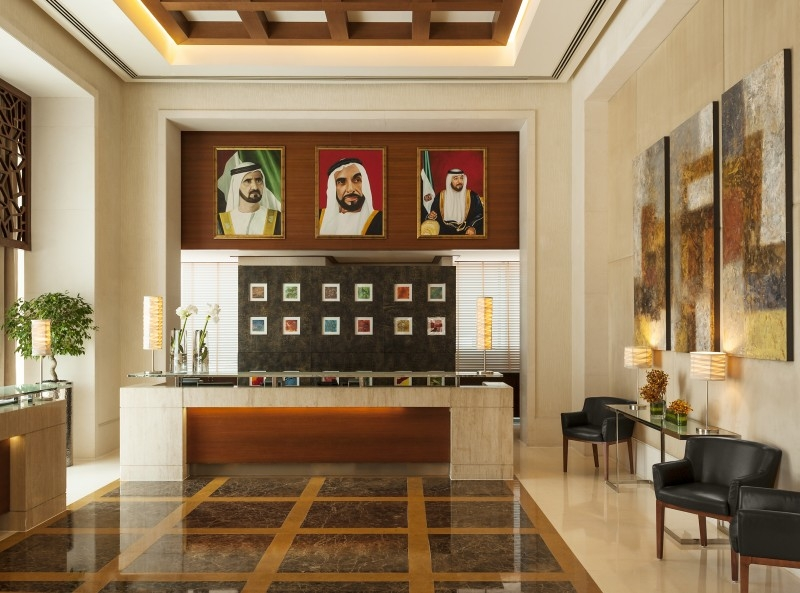 1 Bedroom Hotel Apartment For Rent in  Four Points Hotel by Sheraton,  Sheikh Zayed Road   17