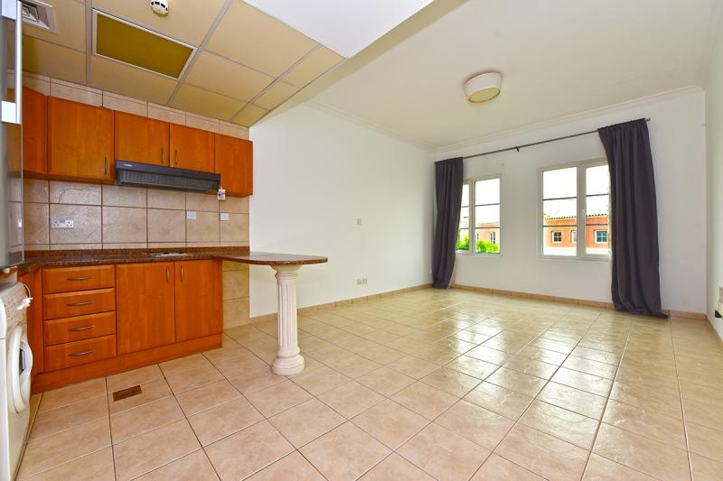 Studio Apartment For Rent in  Building H,  Green Community   2