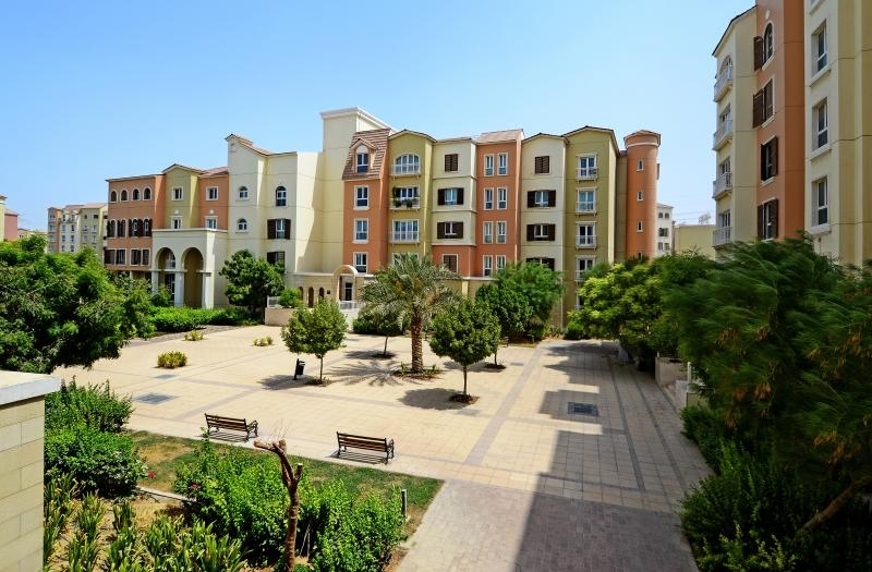 1 Bedroom Apartment For Rent in  Mediterranean Cluster,  Discovery Gardens | 5