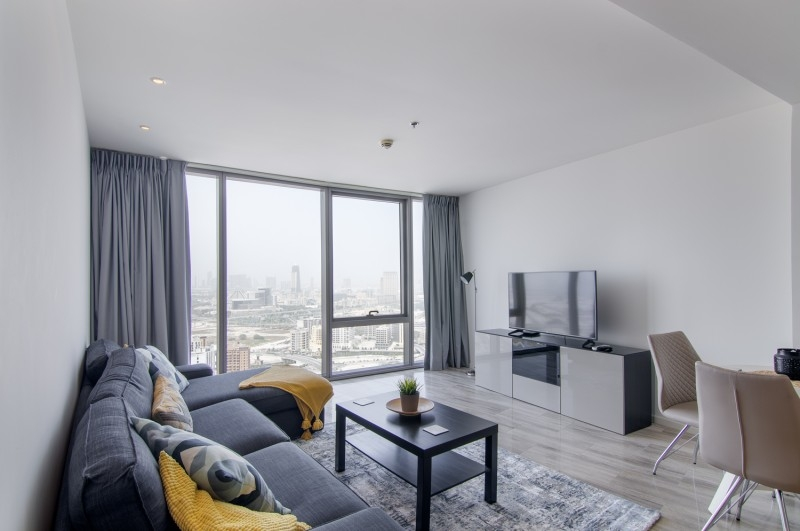 Studio Apartment For Rent in  D1 Tower,  Culture Village   0