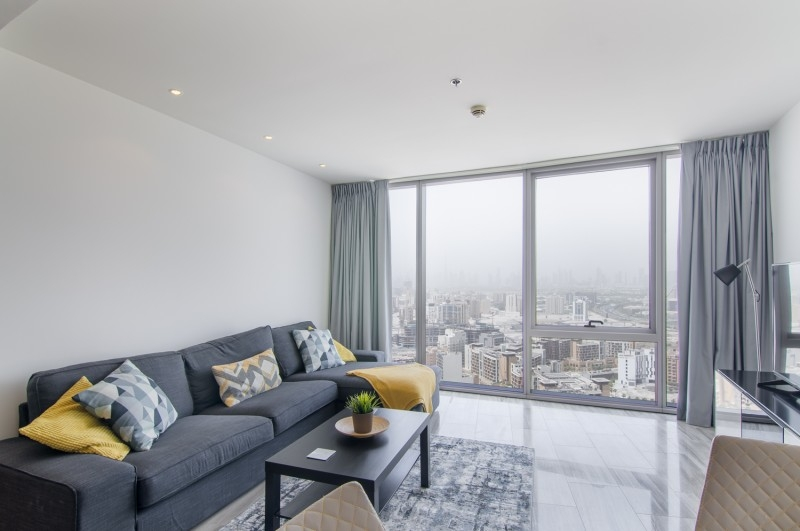 Studio Apartment For Rent in  D1 Tower,  Culture Village   11