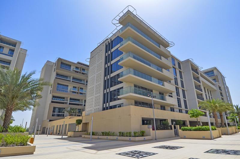 2 Bedroom Duplex For Rent in  Al Zeina Residential Tower C,  Al Raha Beach   4